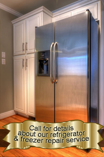 Refrigerators Repair - Minneapolis, MN - Big John's Appliance Service - refrigerator service
