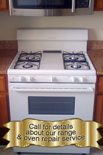 Oven Repair - Minneapolis, MN - Big John's Appliance Service - oven service