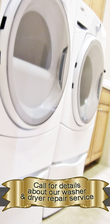 Dryer Repair - Minneapolis, MN - Big John's Appliance Service - washer service